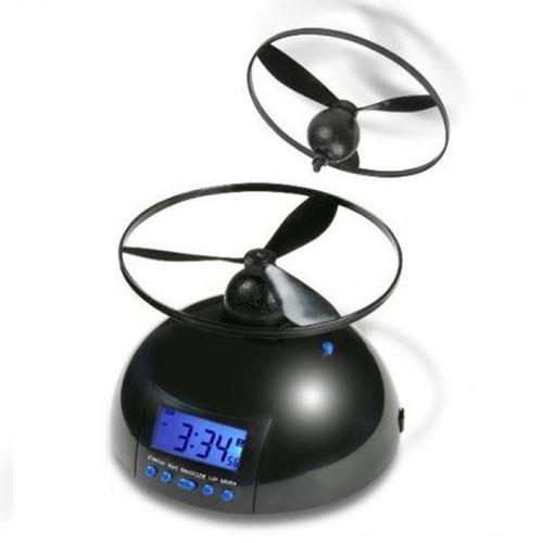 Imagem - Relógio Despertador Voador - Flying Alarm Clock cód: AF19