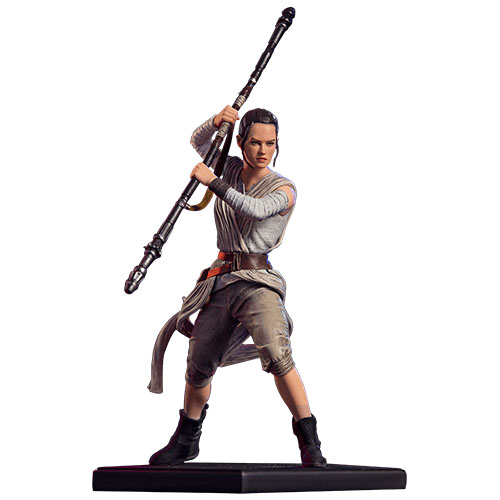 Imagem - Rey - Star Wars Art Scale 1/10 - Iron Studios cód: CF144
