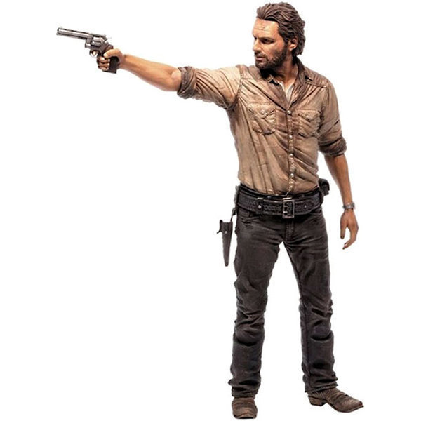 Imagem - Rick Grimes - Deluxe Action Figure The Walking Dead cód: CB69