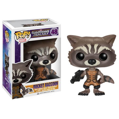 Imagem - Rocket Raccoon - Funko Pop Guardians of the Galaxy / Guardiões da Galáxia cód: CC192