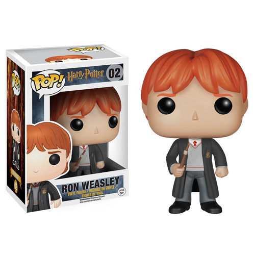 Imagem - Rony / Ron Weasley - Funko Pop Harry Potter cód: CC59