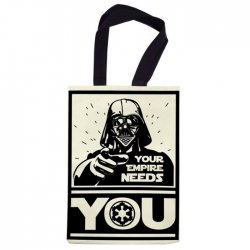 Imagem - Sacola Ecobag Vader - The Empire Need You cód: GA146