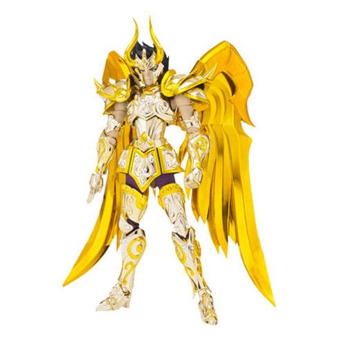 Imagem - Shura de Capricórnio - Cavaleiros do Zodíaco - Armadura Divina Saint Cloth Myth Ex God Bandai cód: CB156