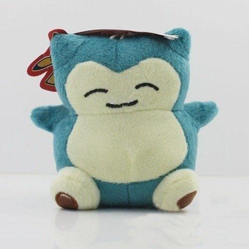 Imagem - Snorlax - Mini Pelúcia Pokémon cód: VC43