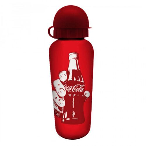 Imagem - Squeeze de Alumínio Coca-Cola - Vermelho cód: GC63