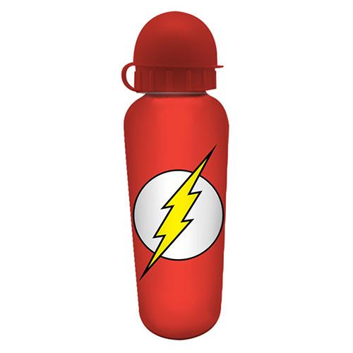 Imagem - Squeeze de Alumínio Flash Logo - DC Comics cód: GC53