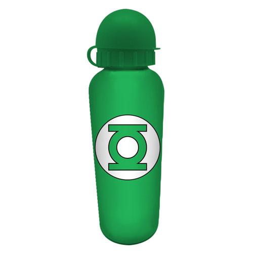 Imagem - Squeeze de Alumínio Lanterna Verde / Green Lantern Logo - DC Comics cód: GC47