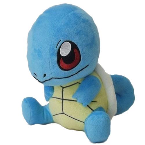Imagem - Squirtle - Pelúcia Pokémon - 24 cm cód: CD42