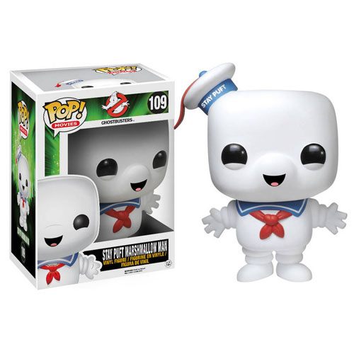 Imagem - Stay Puft Marshmallow Man - Big Funko Pop Ghostbusters / Caça-Fantasmas cód: CC225