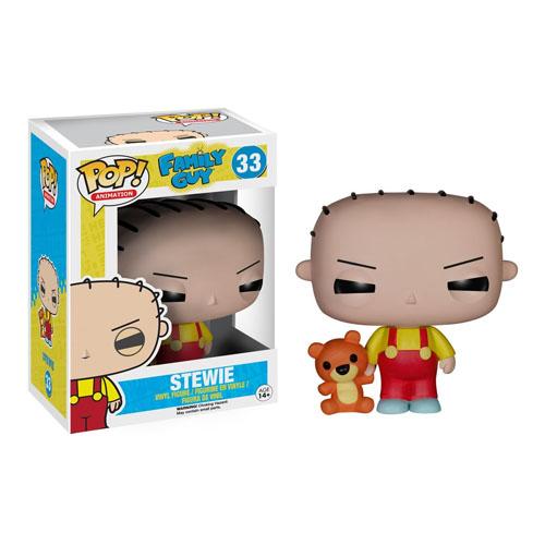 Imagem - Stewie - Funko Pop Family Guy / Uma Família da Pesada cód: CC207