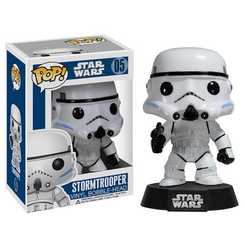 Imagem - Stormtrooper Imperial - Funko Pop Star Wars cód: CC31