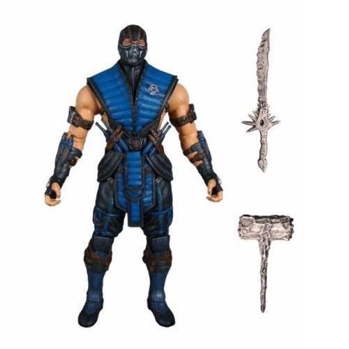 Imagem - Sub-Zero - Action Figure Mortal Kombat X - Mezco cód: CB162