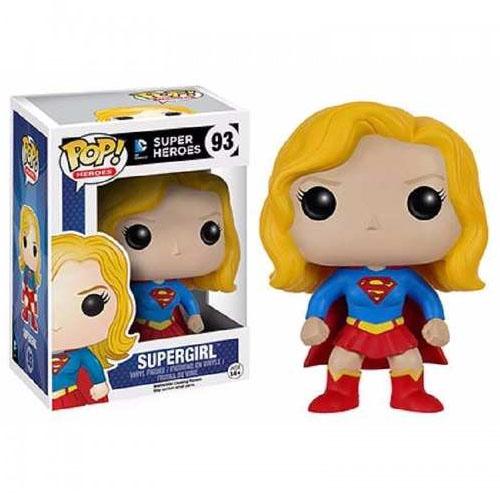 Imagem - Supergirl - Funko Pop DC Comics Super Heroes cód: CC152