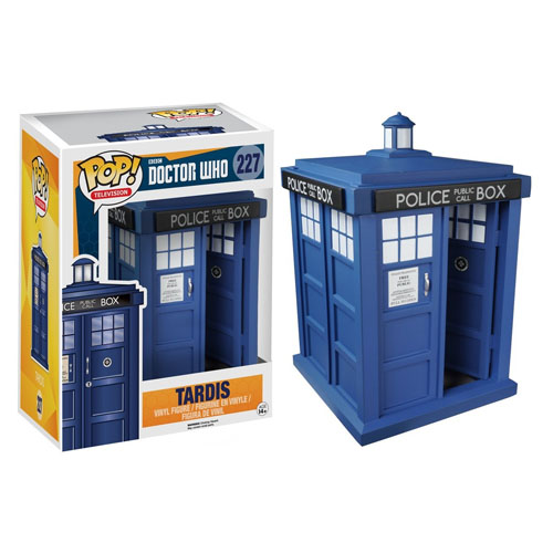 Imagem - TARDIS - Funko Pop Doctor Who cód: CC220