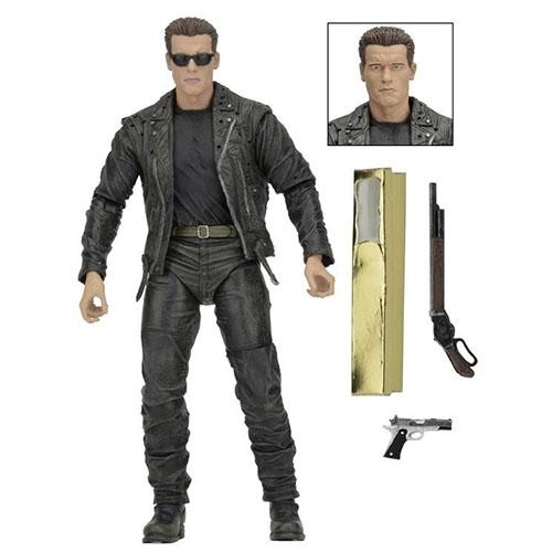 Imagem - Terminator T-800 - Action Figure Terminator 2 3D / Exterminador do Futuro - NECA cód: CB179