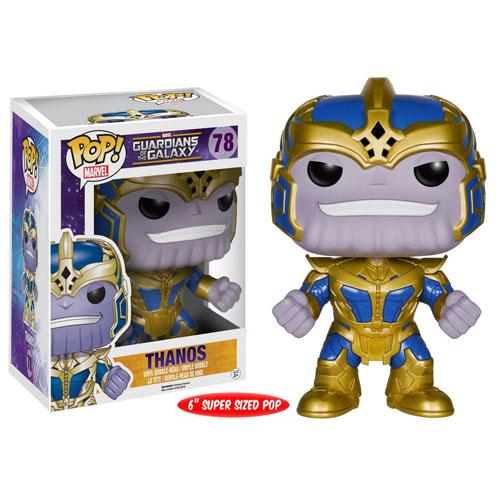 Imagem - Thanos - Big Funko Pop Guardians of the Galaxy / Guardiões da Galáxia cód: CC224
