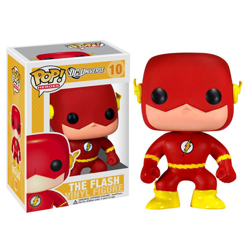 Imagem - The Flash - Funko Pop DC Comics Super Heroes cód: CC197