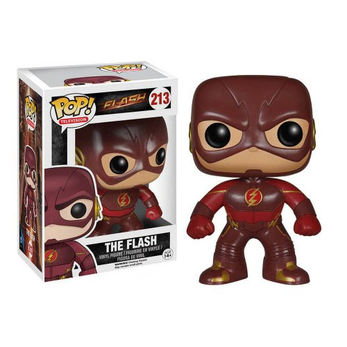 Imagem - The Flash (Série) - Funko Pop The Flash DC Comics cód: CC230