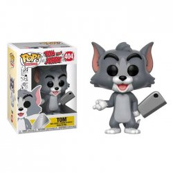 Imagem - Tom - Funko Pop Animation Tom and Jerry cód: CC307