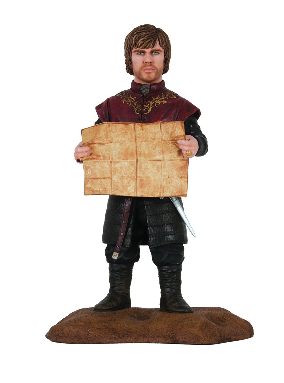 Imagem - Tyrion Lannister - Estátua Game of Thrones - Dark Horse cód: CF49