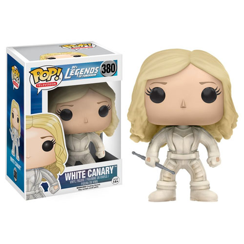 Imagem - White Canary / Canário Branco - Funko Pop Legends of Tomorrow DC Comics cód: CC231