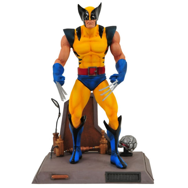 Imagem - Wolverine - Action Figure Marvel Select - X-Men cód: CB73