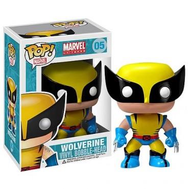 Imagem - Wolverine -  Funko Pop Marvel Universe X-Men cód: CC36