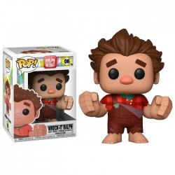 Imagem - Wreck-It Ralph / Detona Ralph - Funko Pop Disney Ralph Breaks the Internet cód: CC304