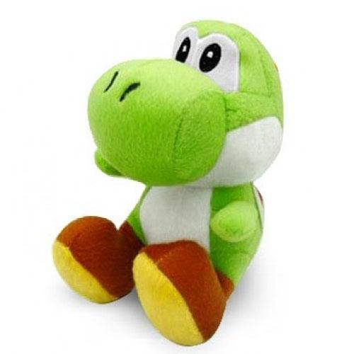 Imagem - Yoshi - Pelúcia Mario Bros cód: CD6