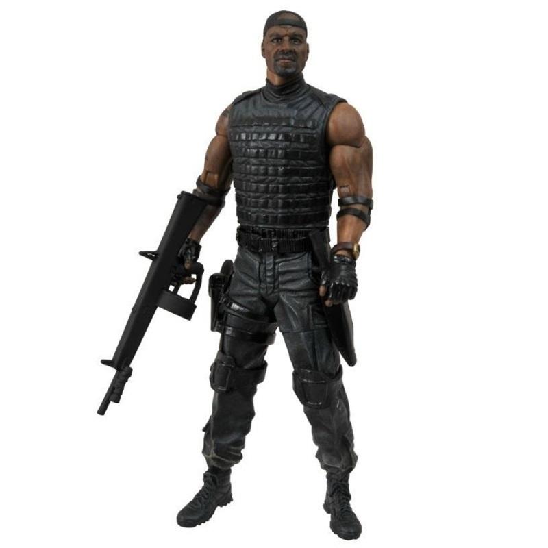 Hale Caesar - Action Figure Expendables / Mercenários 2