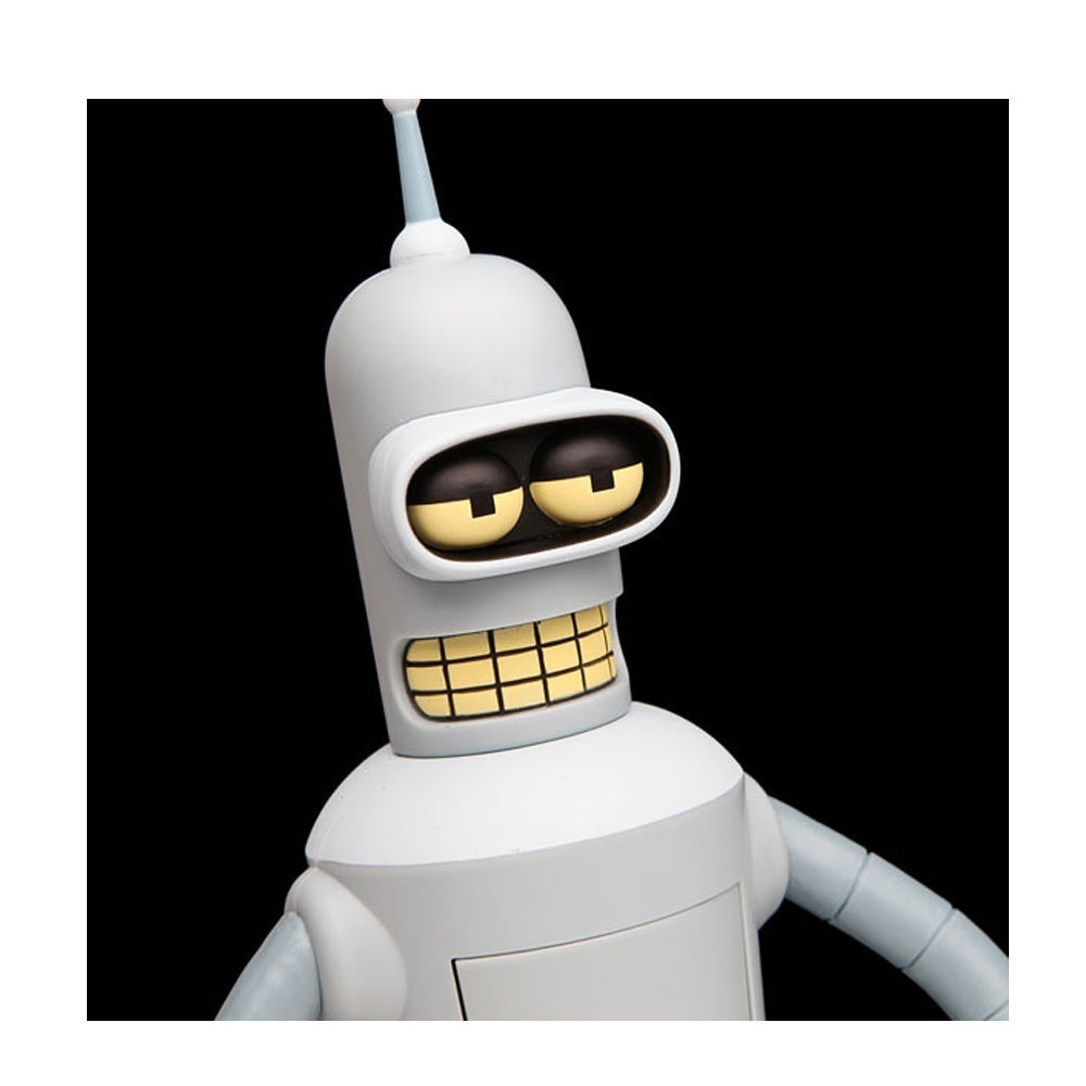 Bender Falante - Talking Bender - Futurama 2