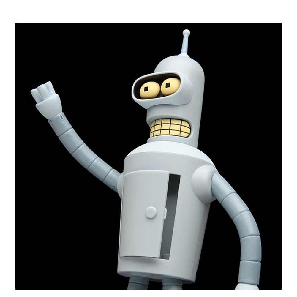 Bender Falante - Talking Bender - Futurama 3