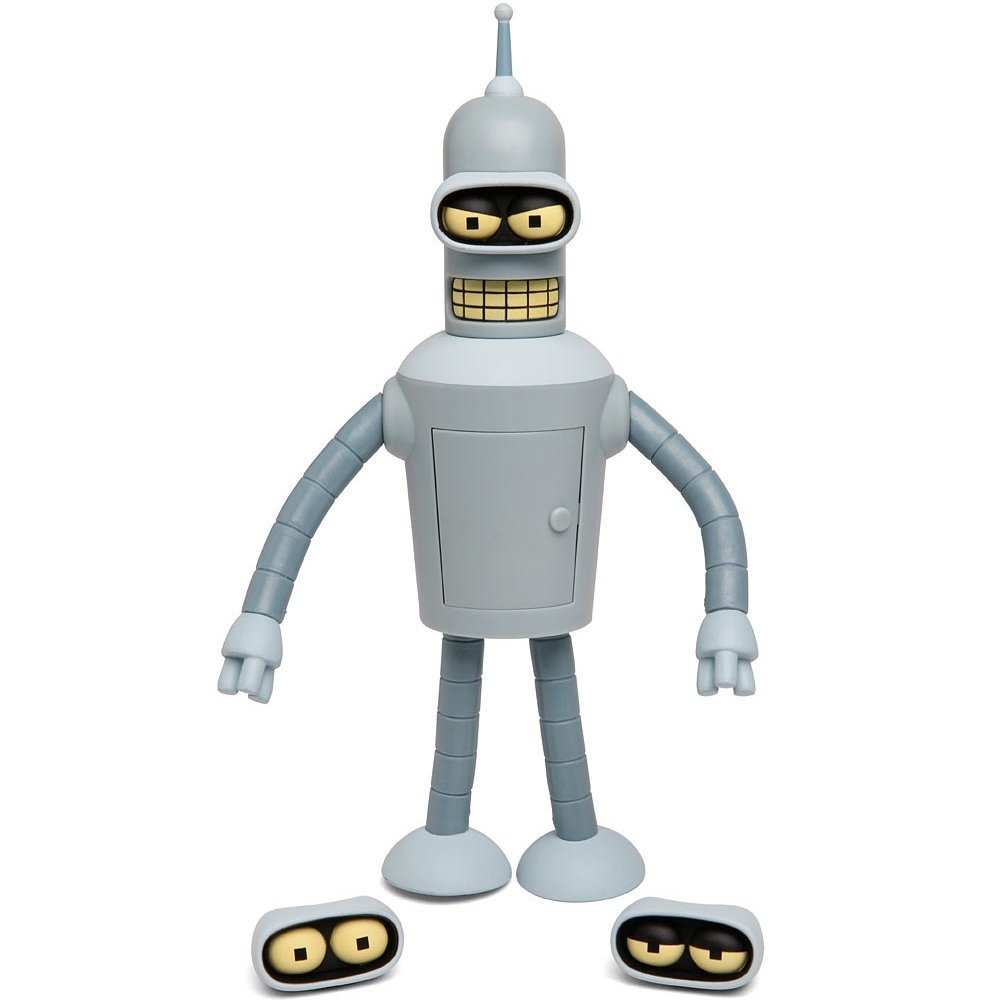 Bender Falante - Talking Bender - Futurama
