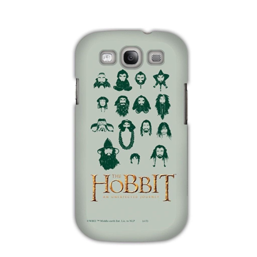 Capa Galaxy S3 - Treze Anões - O Hobbit