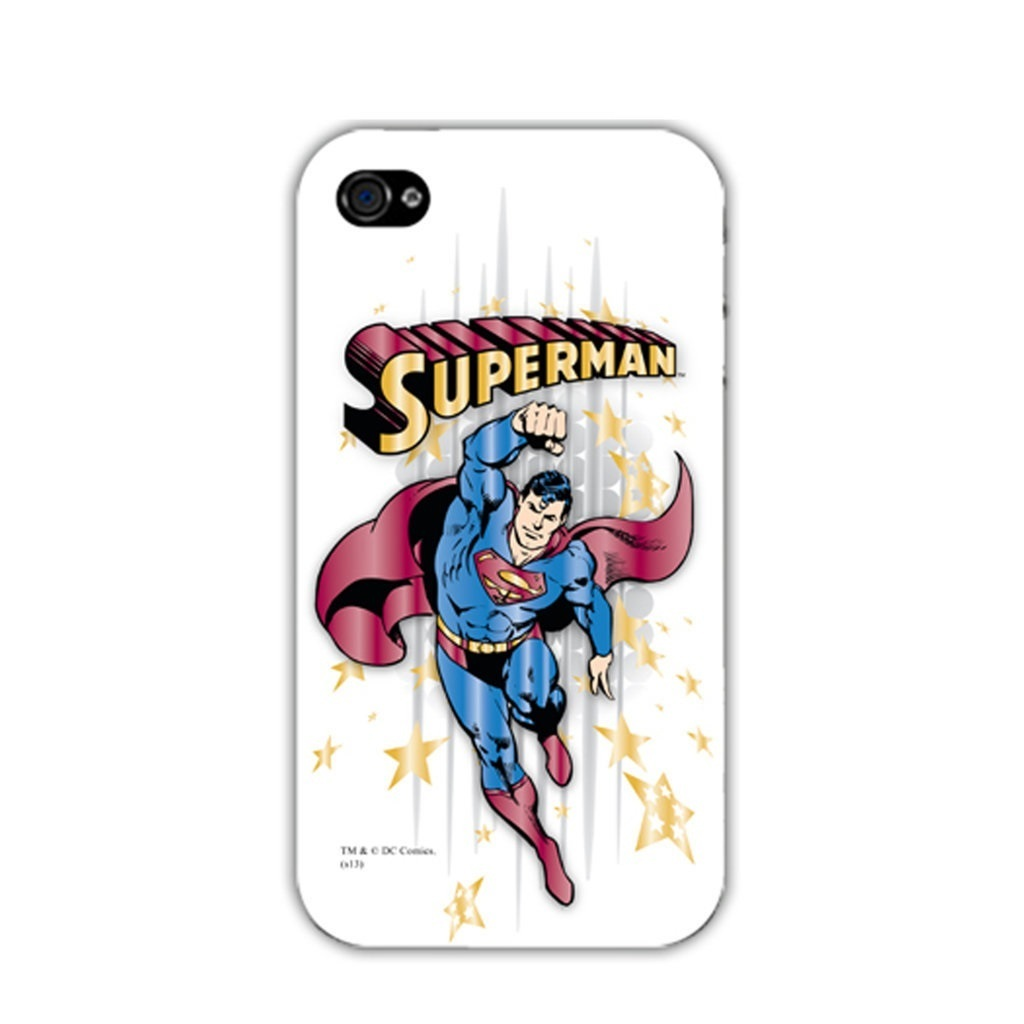 Capa iPhone 4/4S - Superman / Super-Homem