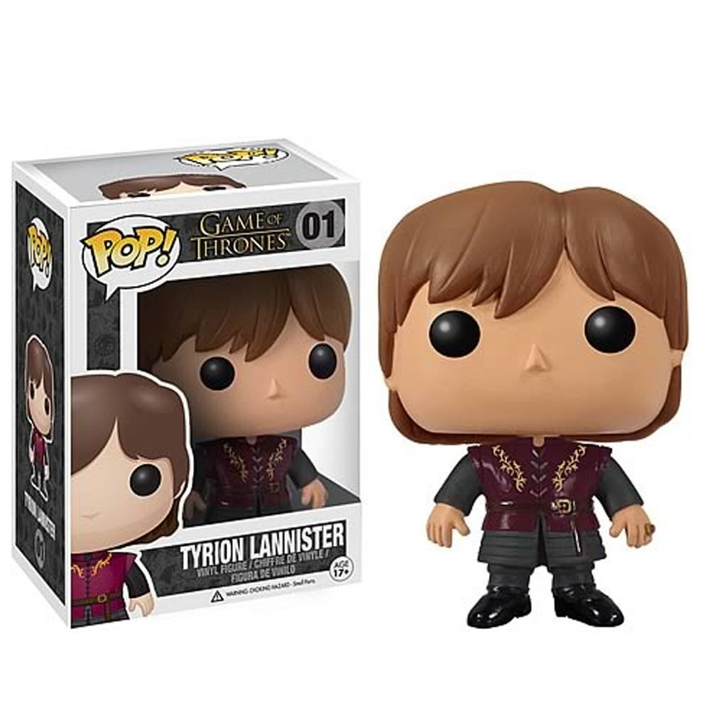 Tyrion Lannister - Funko Pop Game of Thrones