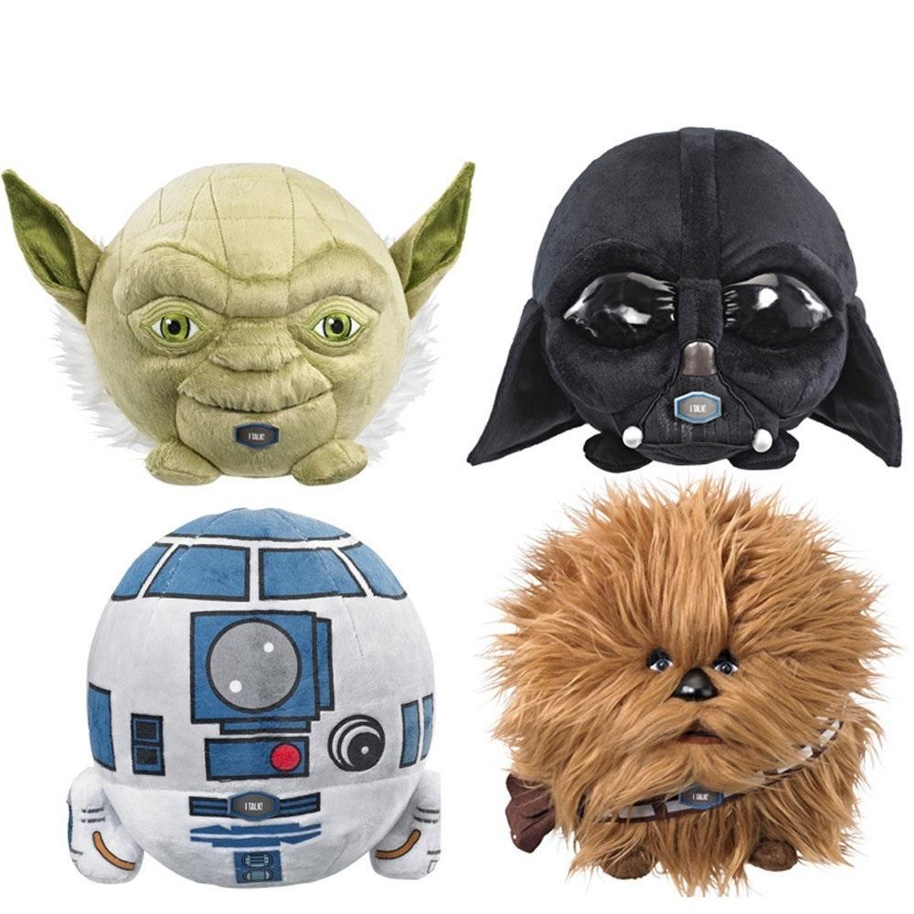 Yoda - Bola de Pelúcia Star Wars 2