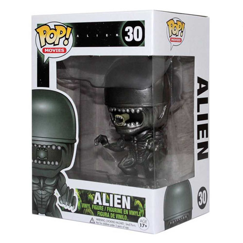Alien - Funko Pop Movies Alien O Oitavo Passageiro 3