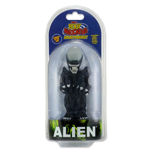 Alien Zenomorph - Bobble Head Eletrônico Alien - Body Knockers 2
