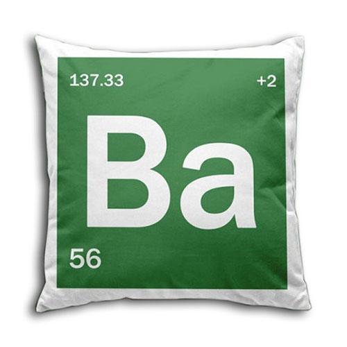 Almofada Breaking Bad - Elementos Br Ba 2