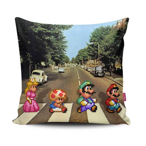 Almofada Mario Bros - Abbey Road
