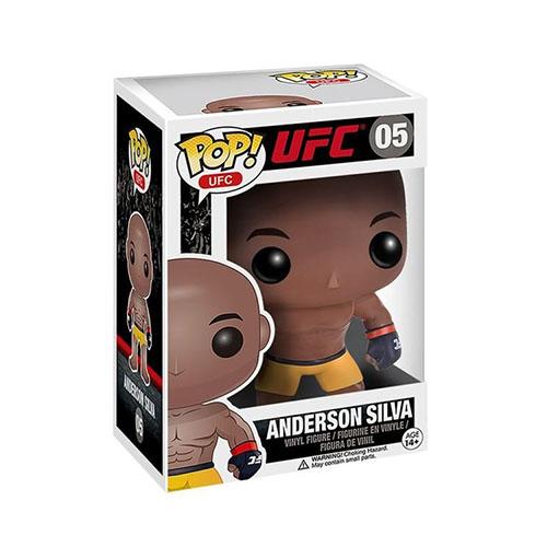 Anderson Silva - Funko Pop UFC 3