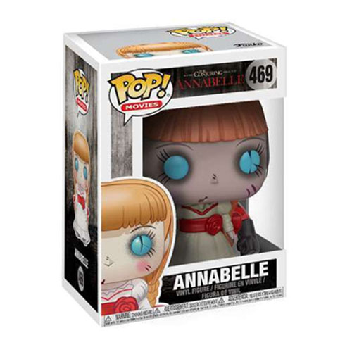 Annabelle - Funko Pop Movies Annabelle / Invocação do Mal 3