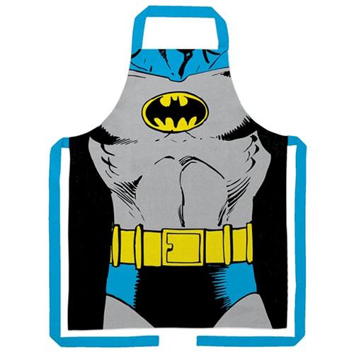 Avental Body Batman (Corpo) - DC Comics
