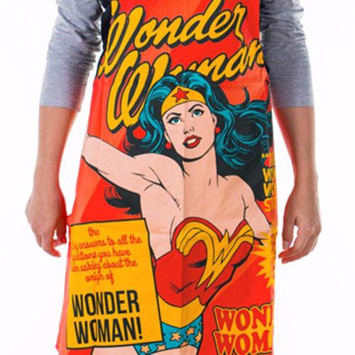 Avental Mulher-Maravilha / Wonder Woman - DC Comics 2