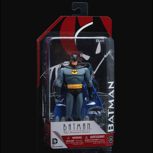 Batman - The Animated Series Action Figure - DC Collectibles 2