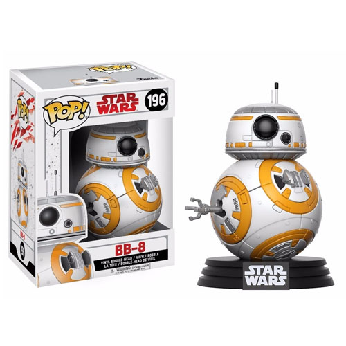 BB-8 - Funko Pop Star Wars The Last Jedi / Os Últimos Jedi