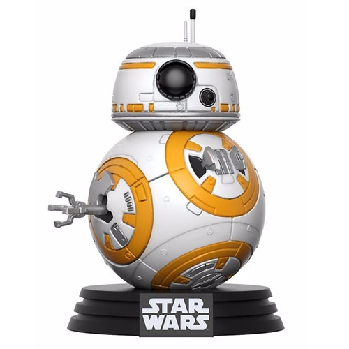 BB-8 - Funko Pop Star Wars The Last Jedi / Os Últimos Jedi 2