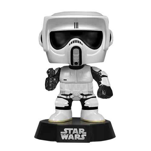 Biker Scout Stormtrooper - Funko Pop Star Wars 2