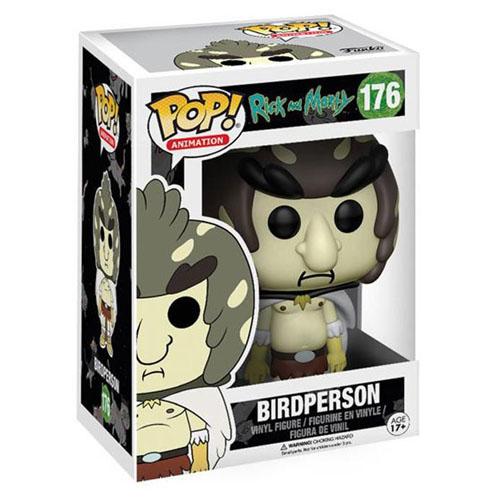 Birdperson / Pessoa Pássaro - Funko Pop Rick and Morty 3